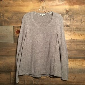 Madewell Gray Sweater Size Small